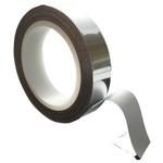 Hi-Bond HB 710 Conductive Aluminium Tape 0.09mm, W.25mm, L.20m