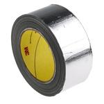 3M™ 363 Conductive Aluminium Tape 0.19mm, W.50mm, L.33m
