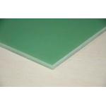 Flame Retardant Epoxy Glass Thermal Insulating Sheet, 420mm x 297mm x 0.5mm