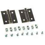 Bosch Rexroth Stainless Steel, Door Hinge, 6mm Slot