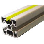 Bosch Rexroth Cover Strip, PVC, 10mm Slot, Yellow, 10pcs x 2m