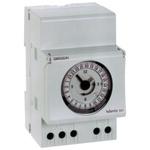 1 Channel Analogue DIN Rail Time Switch, 130 V dc, 230 V ac