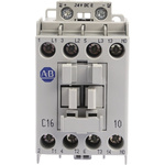 Allen Bradley 100 Series 100C 3 Pole Contactor - 16 A, 24 V dc Coil, 3NO, 7.5 kW
