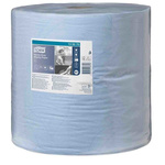Tork Dry Multi-Purpose Wipes for Cleaning Staff, Floor or Wall Stand Dispenser, Food, Hand, Mopping Up Liquid,