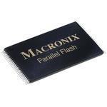 Macronix 64Mbit Parallel Flash Memory 48-Pin TSOP, MX29LV640EBTI-70G