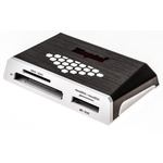 Kingston USB 2.0, USB 3.0 External Card Reader for Compact Flash Type I, Compact Flash Type II, Memory Stick, Memory