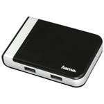 HAMA USB 3.1 External Card Reader for MicroSD, SD Card Types