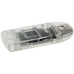 HAMA USB 2.0 External Micro SD Card Reader for MicroSD, SD Card Types