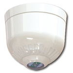 Klaxon Sonos Pulse White LED Beacon, 17 → 60 V dc, Flashing, Wall Mount