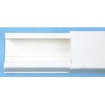 Legrand White Mini Trunking, W16 mm x D32mm, L2.1m, PVC