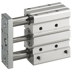 EMERSON – AVENTICS Pneumatic Guided Cylinder 25mm Bore, 30mm Stroke, GPC-BV Series, Double Acting