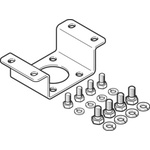 Festo DARQ Series Adapter, For Use With Mounting Sensor Boxes On Quarter Turn Actuators