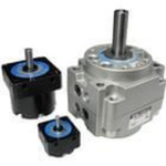 Autoswitch carrier unit for CDRB1BW80 rotary actuator