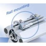 Autoswitch rail mounting kit adaptor
