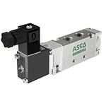 EMERSON – ASCO 5/2 Pneumatic Control Valve - Solenoid/Pilot G 1/8 520 Series 24V dc