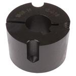 RS PRO Taper Bush 1008 14mm Shaft Diameter