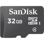 Sandisk 32 GB MicroSDHC Card Class 4