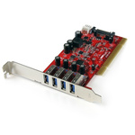 Startech 4 Port PCI USB 3.0 Card