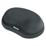 HAMA Grey Lycra Memory Foam, Polyethylene (PE) Wrist Rest