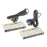 Roline 1 USB VGA over CATx KVM Extender, 150m