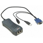 Lantronix USB VGA KVM Switch