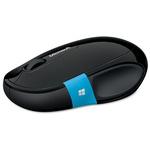 Microsoft Sculpt Comfort 6 Button Wireless Compact BlueTrack Mouse Black