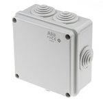 ABB Junction Box, IP55, 100mm x 100mm x 50mm