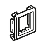 Legrand White Support Mounting Frame
