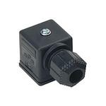 Molex, 121012 2P+E DIN 43650 B DIN 43650 Solenoid Connector, 250 V ac, 300 V dc Voltage