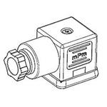 Molex, 121023 3P DIN 43650 A DIN 43650 Solenoid Connector, 250 V ac, 300 V dc Voltage