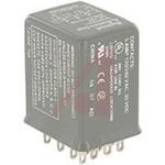 Relay,Hermetically Sealed,Solder/Plug-In,4PDT,120 VAC,50/60 Hz,5 Amp,13,900 OHms
