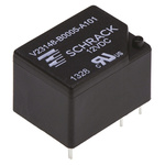 TE Connectivity SPDT PCB Mount Latching Relay - 7 A, 12V dc For Use In Power Applications