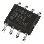 AD8210YRZ Analog Devices, Current Monitor Single Bidirectional 8-Pin SOIC