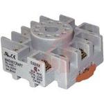 Socket, Relay; 5/16 A; 300/600 V; 11-Pin; Screw Term; DIN/Panel Mnt