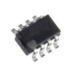 Analog Devices, DAC 16 bit- ±2mV Serial (SPI/QSPI/Microwire), 8-Pin SOT-23