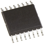 Analog Devices, Dual 12-bit- ADC 1Msps, 16-Pin TSSOP