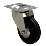 Guitel Swivel Swivel Castor, 65kg Load Capacity, 65mm Wheel Diameter