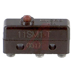SPDT Pin Plunger Microswitch, 5 A V dc @ 30