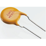 Littelfuse 0.25A Hold current, Radial Resettable Wire Ended Fuses, 240V ac/dc