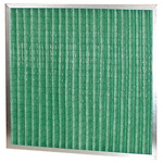 Camfil AeroPleat I Metal Pleated Panel Filter, Cotton, Synthetic Fibre Media, G4 Grade, 592 x 592 x 50mm