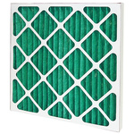 Camfil AeroPleat Eco Pleated Panel Filter, Cotton, Synthetic Fibre Media, G4 Grade, 592 x 287 x 48mm, Media Area 0.5m²