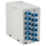 RS PRO 12 Port SC Single Mode Simplex Demarcation Box