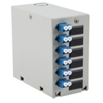 RS PRO 6 Port LC Single Mode Duplex Demarcation Box