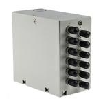 RS PRO 12 Port ST Multimode Demarcation Box
