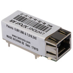 3XSERIAL-CH TO ETHERNET MODULE, POE