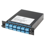 RS PRO 12 Port MTP to SC Simplex Cassette, OS1, OS2 Optical Fibre Type