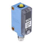 Sick Contrast Sensors 12.5 mm, LED, PNP, 100 mA, 12 → 24 V dc, IP67