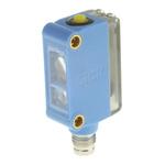 Sick Contrast Sensors 12.5 mm, LED, NPN, 100 mA, 12 → 24 V dc, IP67