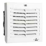 STEGO Filter Fan92 x 92mm Face Dimensions, 16m³/h, DC Operation, 24 V dc, IP54