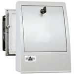 STEGO Filter Fan224 x 165mm Face Dimensions, 23m³/h, AC Operation, 120 V ac, IP55
